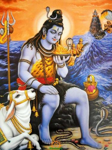 Lord Shiva Mrityunjaya Homam
