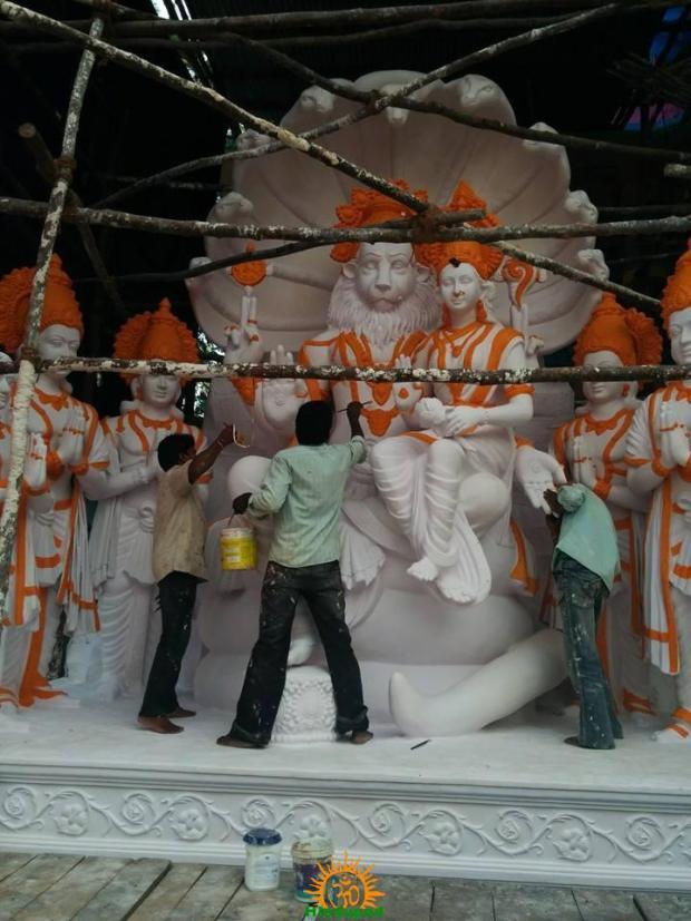 Khairatabad Ganesh 2014 15