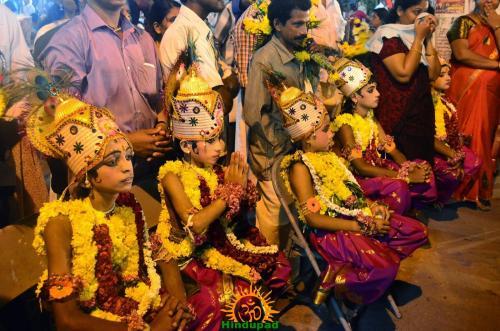 Kuthiyottam at Attukal Bhagavathy Temple Thiruvananthapuram