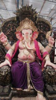 Vikhroli Cha Maharaja 2014 Aagman no-watermark