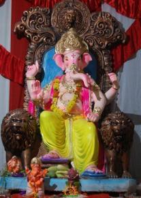Bal Ganesh, chota talab,Adilabad