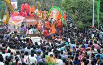 Ganesh Nimajjanam in Hyderabad 14