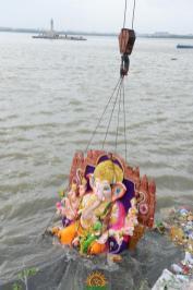 Ganesh Nimajjanam in Hyderabad 19