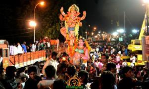 Ganesh Nimajjanam in Hyderabad 23