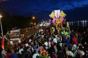 Ganesh Nimajjanam in Hyderabad 39