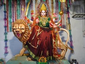 Indraprastha Colony Ammavari Alankaram Kanakadurga 2