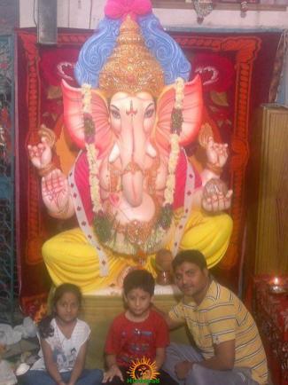 Nav Durga Mithr Mandal Ghansi Bazar 1