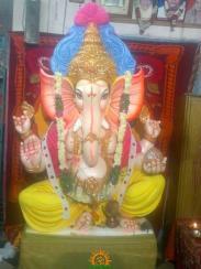 Nav Durga Mithr Mandal Ghansi Bazar