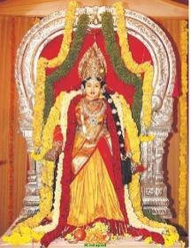 Peddamma Thalli as Balatripura Sundari