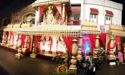 Rajasthani Ganesh Utsav Samiti Gowlipura Market