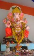 Sarwajanik hatthi ganesh mandali Bhainsa since 1921 1