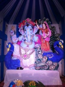Shri Gajanana Mitra Mandali Ground Hari Bowli Bhagyanagar