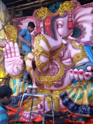 Sri Vinayaka Friends Association Ganpati no-watermark 3
