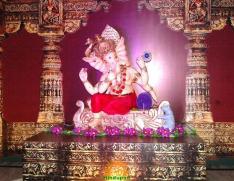 Sri rani satiji Ganesh, ranisatiji madir,kumarpet,Adilabad