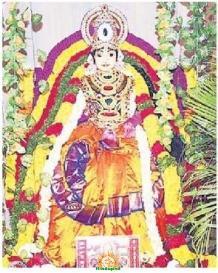 Ujjaini Mahankali Alankaram - Balatripura Sundari Secunderabad