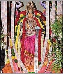 Ujjaini Mahankali Alankaram - Gajalakshmi Secunderabad