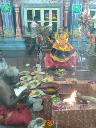 Ujjaini Temple Navaratri 11
