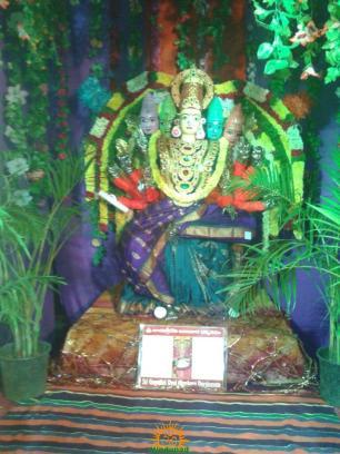 Ujjaini Temple Navaratri 12