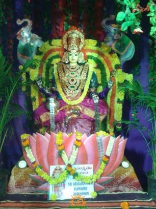 Ujjaini Temple Navaratri 20