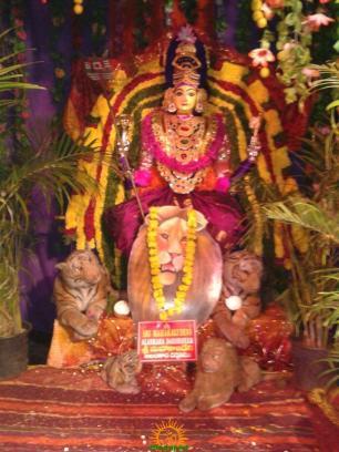 Ujjaini Temple Navaratri 36