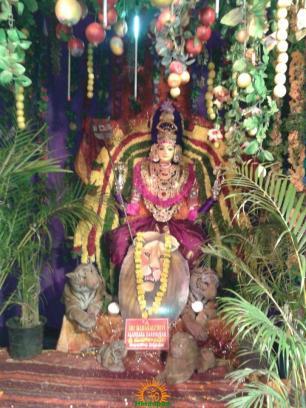 Ujjaini Temple Navaratri 37