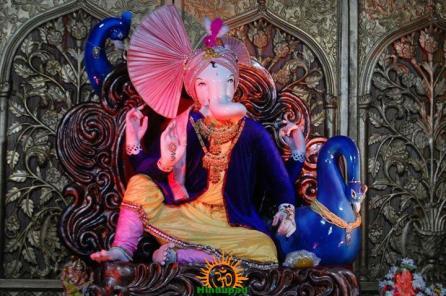 Vishwa janatha Ganesh, Gandhi chowk,Adilabad