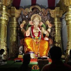 latur ka Raja Ganapati