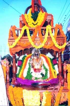 Rathotsavam at Kanakamahalakshmi Temple Vizag no-watermark