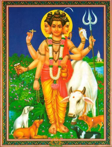 Dattatreya Bhagawan
