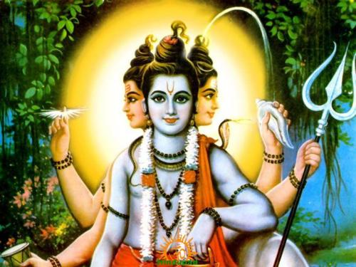 Guru Dattatreya Bhagvan