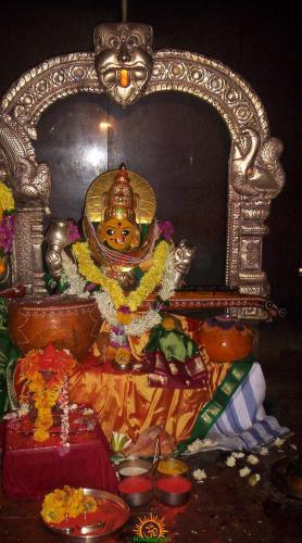 Saraswati Basar Temple