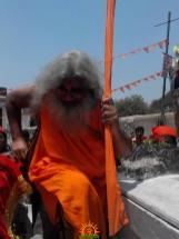 13 Hyderabad Ram Navami Shobha Yatra 2015