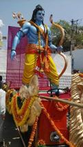 2 Hyderabad Ram Navami Shobha Yatra 2015