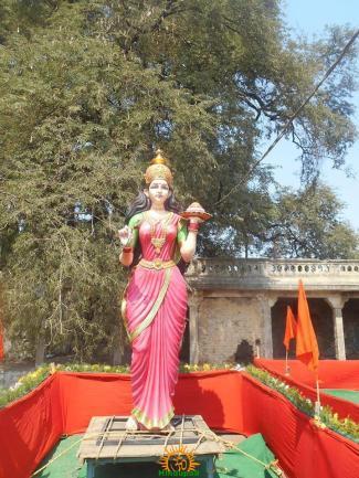 8 Hyderabad Ram Navami Shobha Yatra 2015