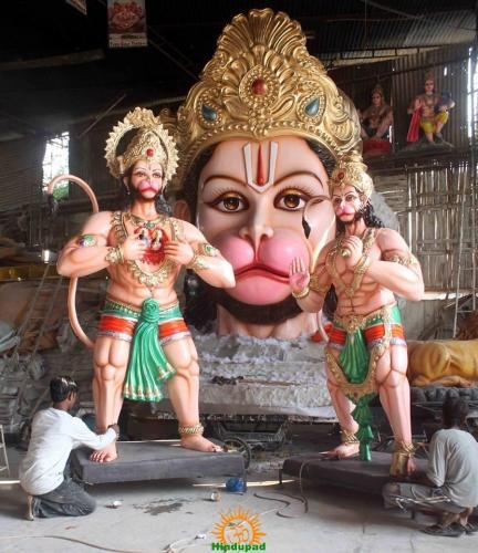 Hyderabad Hanuman Jayanti Shobha Yatra Route Map, 19 April