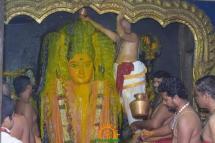 1st day Shakambari Festival at Hanamkonda Bhadrakali Temple 1