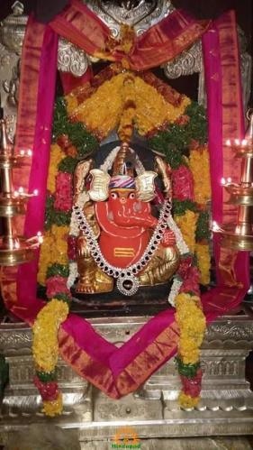 Ganesh Temple Secunderabad 1