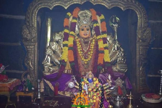 Kaali Kramam 1st day Shakambari Festival at Hanamkonda Bhadrakali Temple
