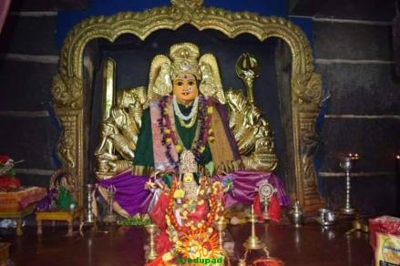 Kapalini Kramam 2nd day Shakambari Festival at Hanamkonda Bhadrakali Temple 1