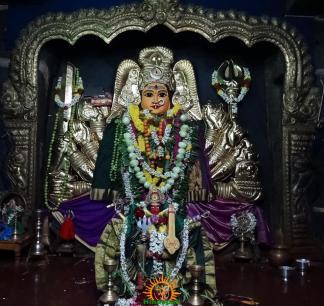 Kulla Kramam 3rd day Shakambari Festival at Hanamkonda Bhadrakali Temple