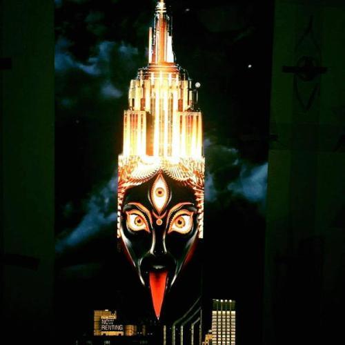 Goddess Kali on New York Empire State Building 2 no-watermark