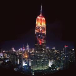 Goddess Kali on New York Empire State Building no-watermark