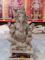 Making of Khairatabad Ganesh 2015 18