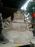 Making of Khairatabad Ganesh 2015 26