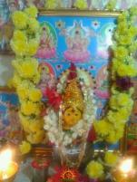 Varalakshmi Vratham Decoration 1
