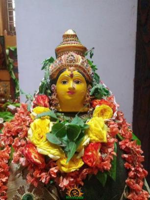 Varalakshmi Vratham Decoration 6