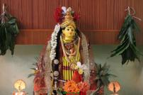 Varalakshmi Vratham Decoration design 2