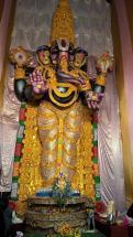 82 feet Gajuwaka Vinayaka idol