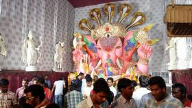 Balapur Ganesh 2015 image no-watermark