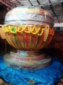 Gajuwaka Ganesha Tapeshwaram Laddu 2015
